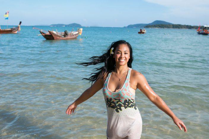 Conrad & Cristina's Honeymoon - Thailand Wedding Photographer