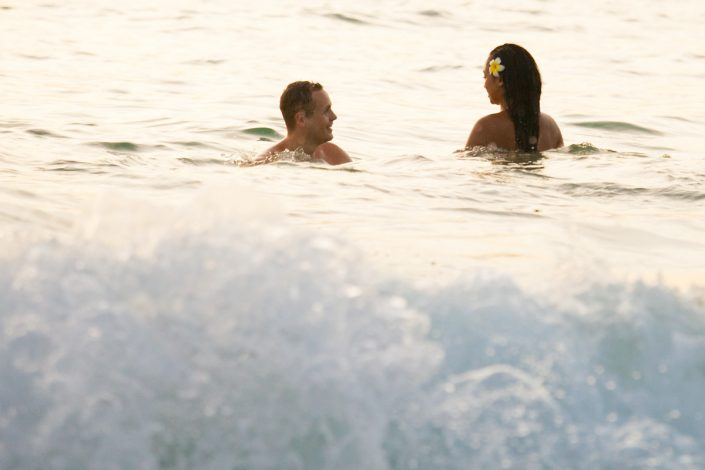 Conrad & Cristina Honeymoon photography in Phuket Thailand.