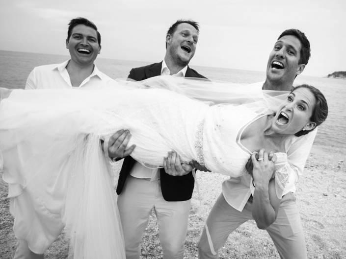 Julie & Ian's Samui beach wedding