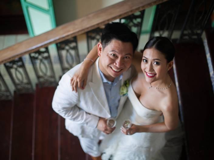 Bew & Derek Phuket wedding
