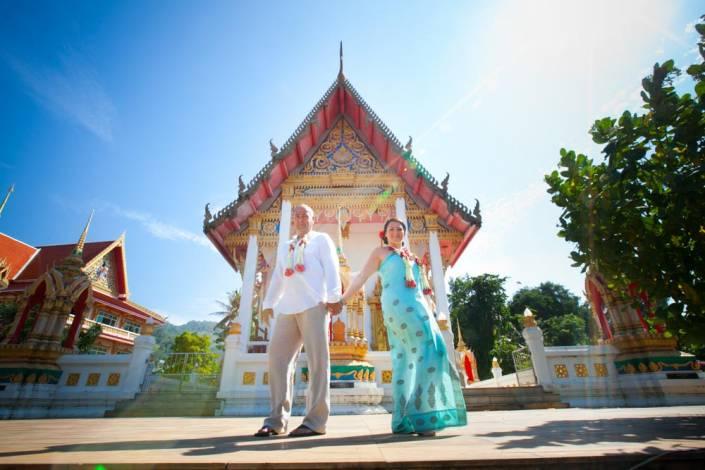 Jessica and Roy Honeymoon photo shooting at Phuket Thailand.