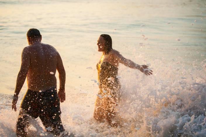 Jessica & Roy Honeymoon photo shooting at Phuket Thailand.
