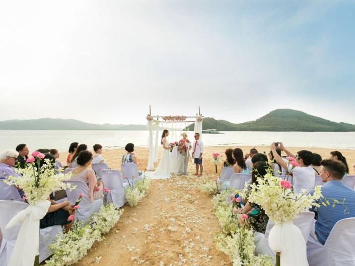Mandy & Lim wedding in Koh Yao
