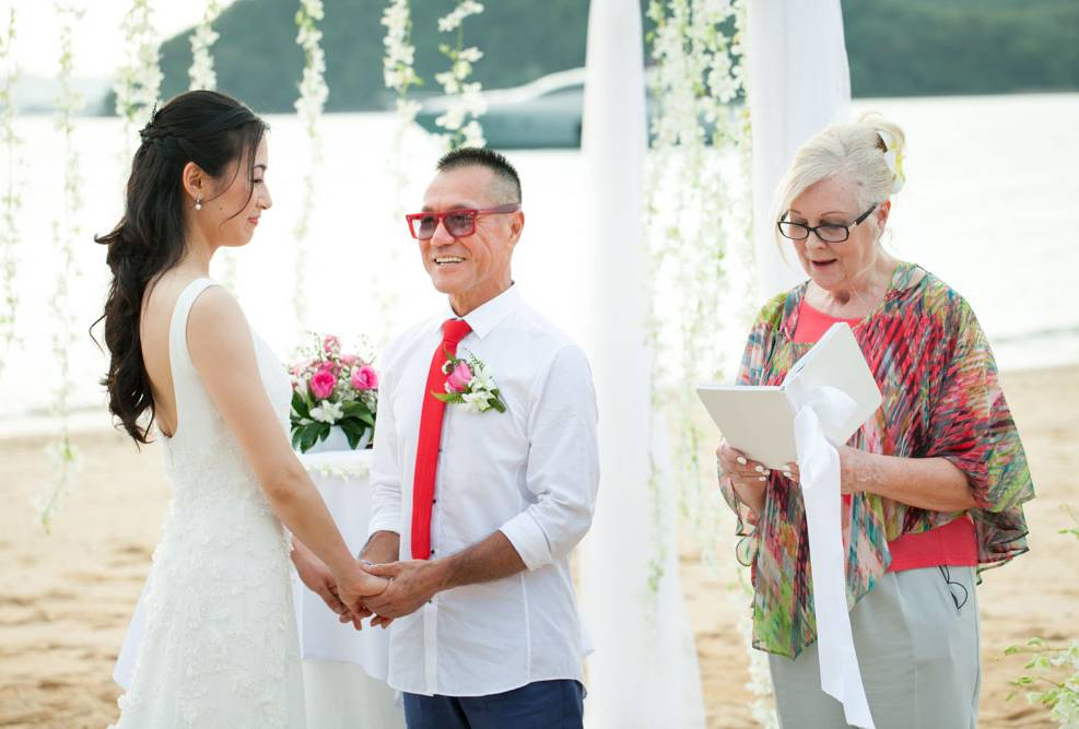 Wedding 's photography shoot on Koh Yao Island ,Phang Nga Thailand for wedding couple from Australia,Mabdy and Lim