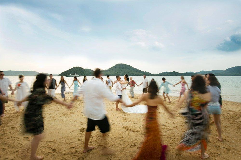Thailand Wedding photography,Wedding on Koh Yao Thailand