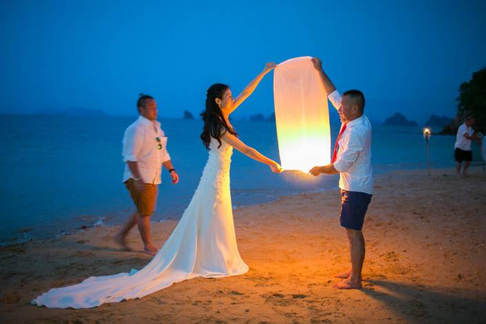 Koh Yao wedding photography for Lim and Mandy