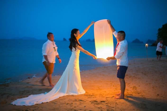 Koh Yao wedding photography for Lim and Mandy