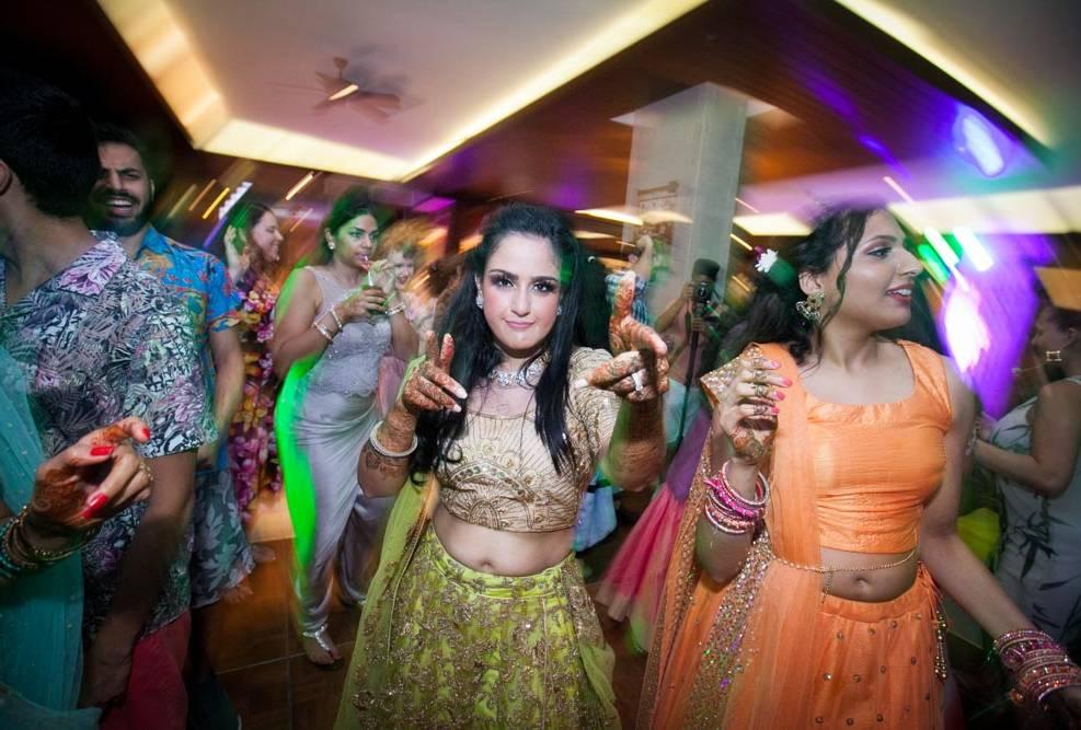Amit & Kushi Wedding - Thailand Wedding Photographer Organizer