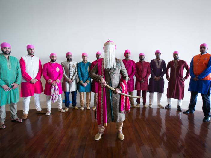 Amit & Kushi Hindu Wedding