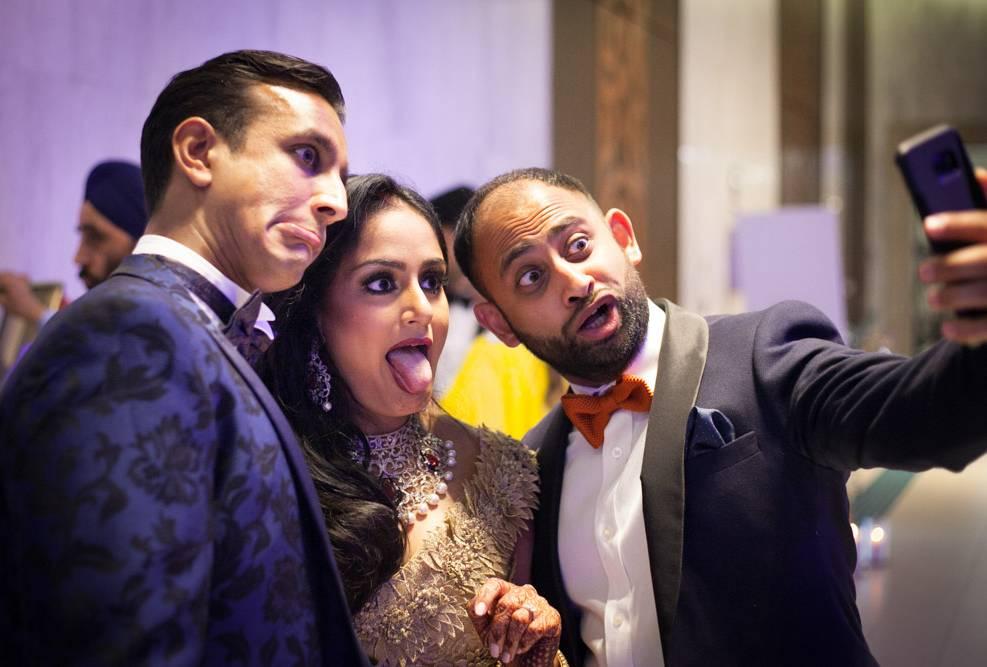 Amit & Kushi Indian Wedding in Thailand photography