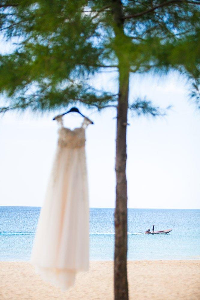 Frederick & Angel wedding photo shoot in Thailand.