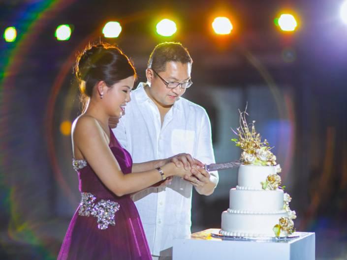 Thailand beach wedding photography at Sava resort.