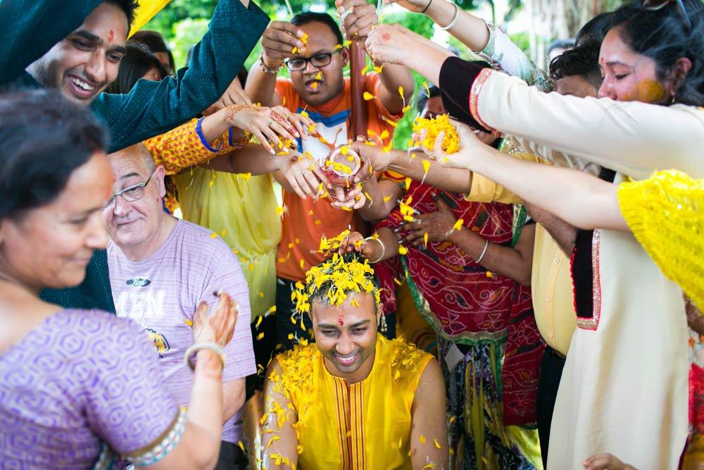 Thailand Indian wedding photogray