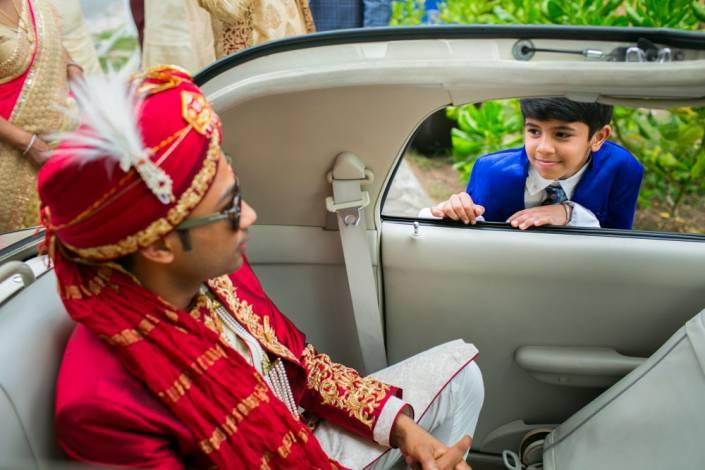Tiluk & Muddha's Indian Wedding in Thailand.