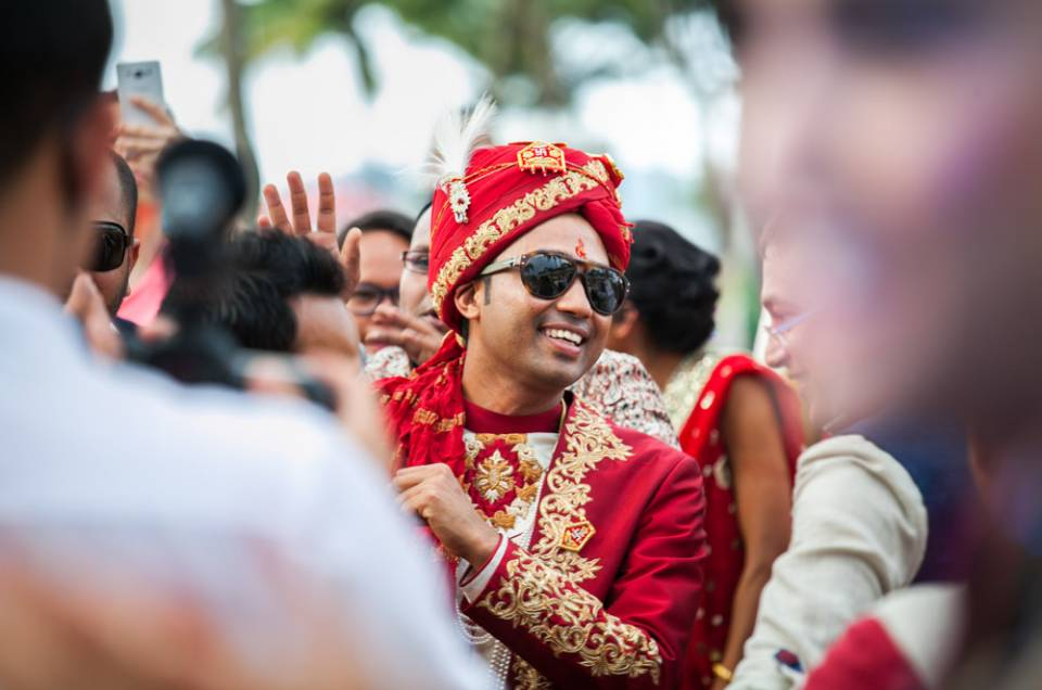 Best photographer for Indian wedding in Thailand