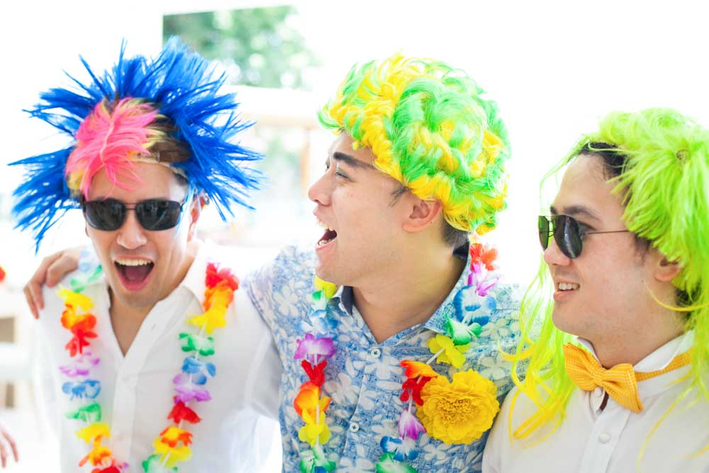 A professional Koh Samui wedding photographer can help you capture and preserve all the moments and the emotions behind the smiles so that the photos can remind you how special your wedding was