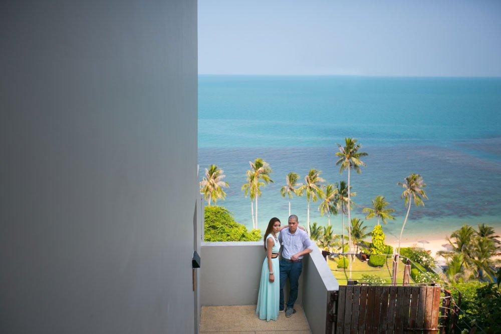 Samui and Ko Pha Ngan Thailand's wedding Photgrapher