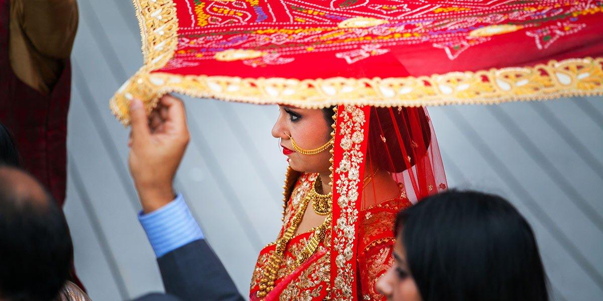 Thailand Indian wedding