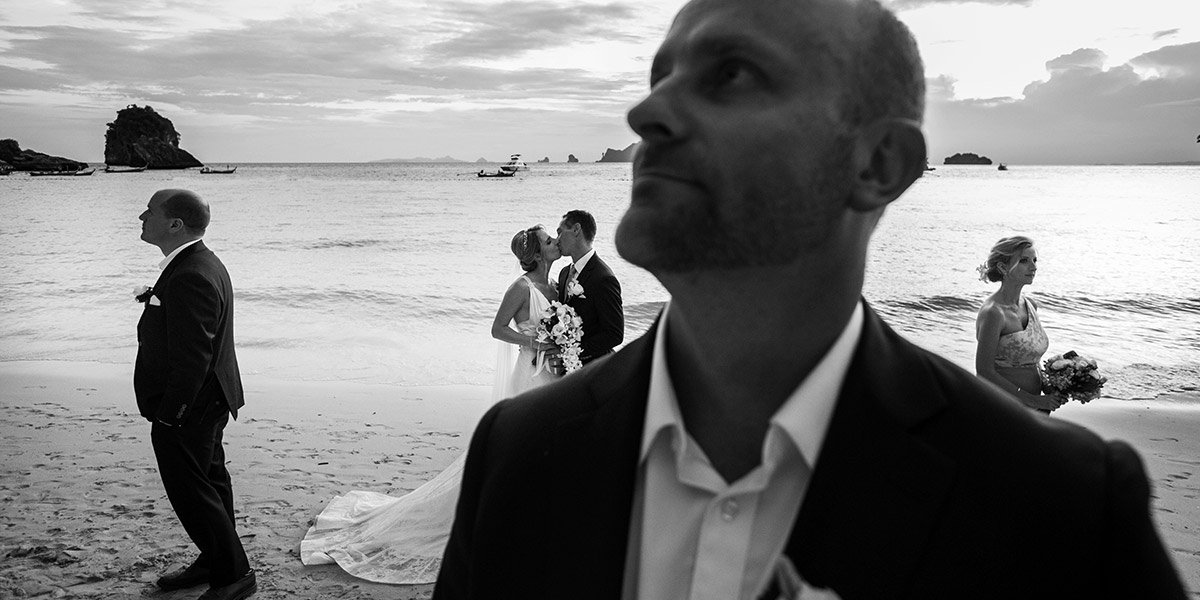 Thailand wedding photographer service