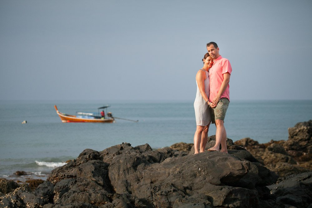 Krabi beach wedding photography in Pimalai Koh Lanta Krabi
