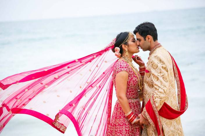 Sid and Mahek Indian wedding in destination Phuket Thailand
