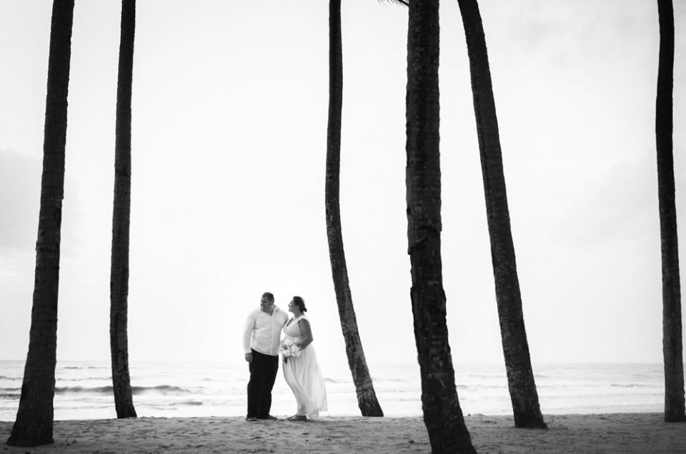Renewal of Marriage Vows in Khao Lak