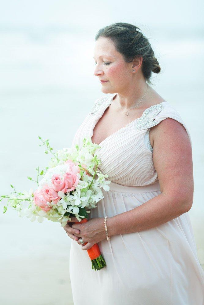 Matthew Peel and Julia Peel beach wedding in Khao Lak photography