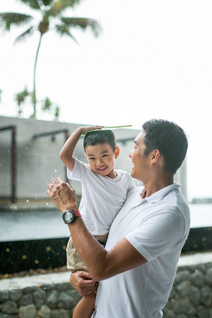 Family photographer in Phuket Thailand.