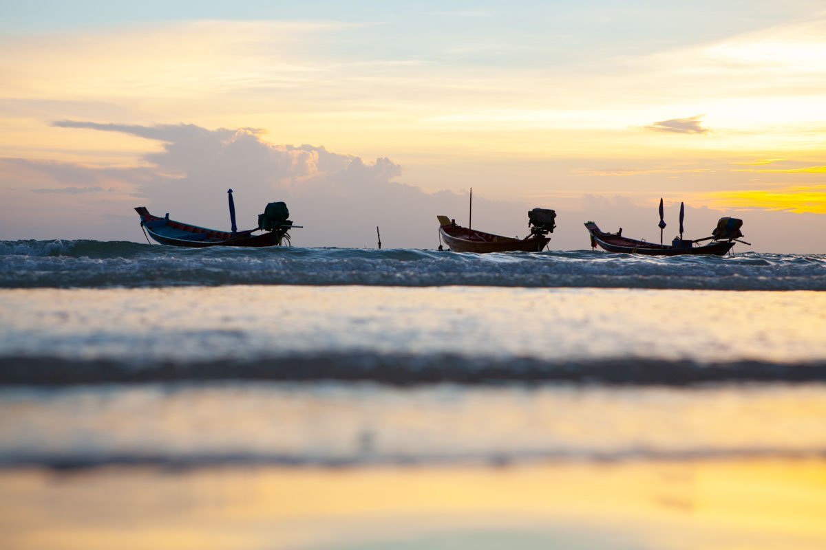 Koh Samui and nearby island,