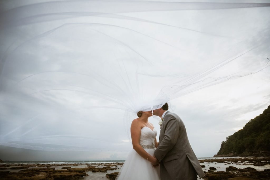 Brittany with Ben  wedding in Phuket Thailand Photography