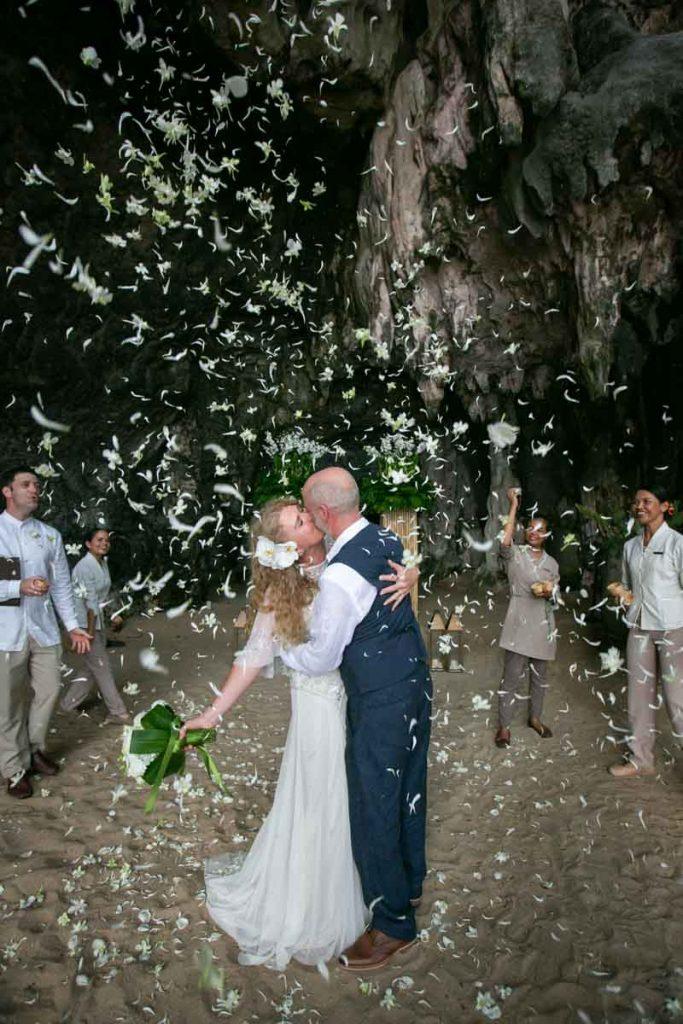 Wedding photographer in Krabi Thailand.